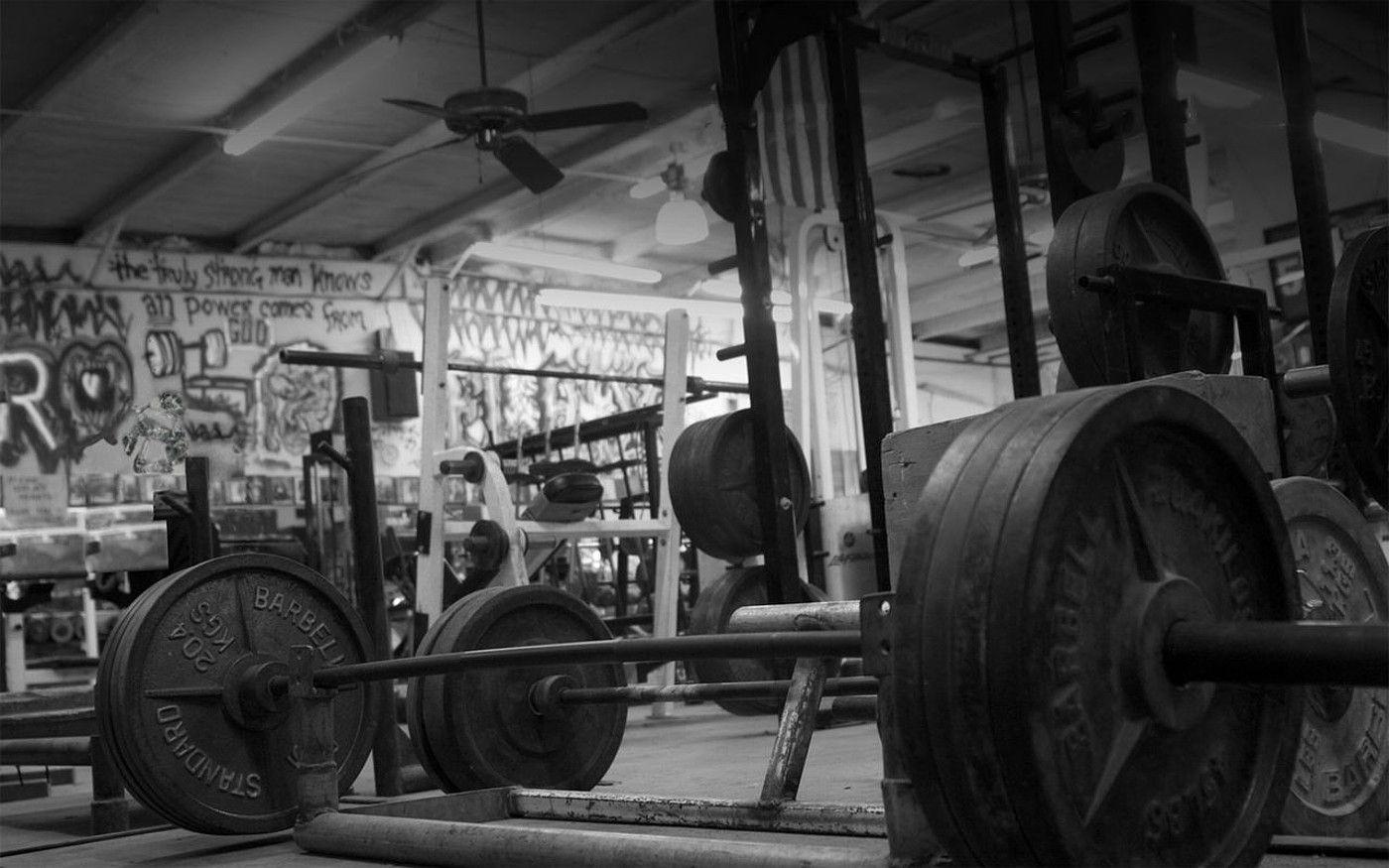 Photo Collection Barbell Wallpaper