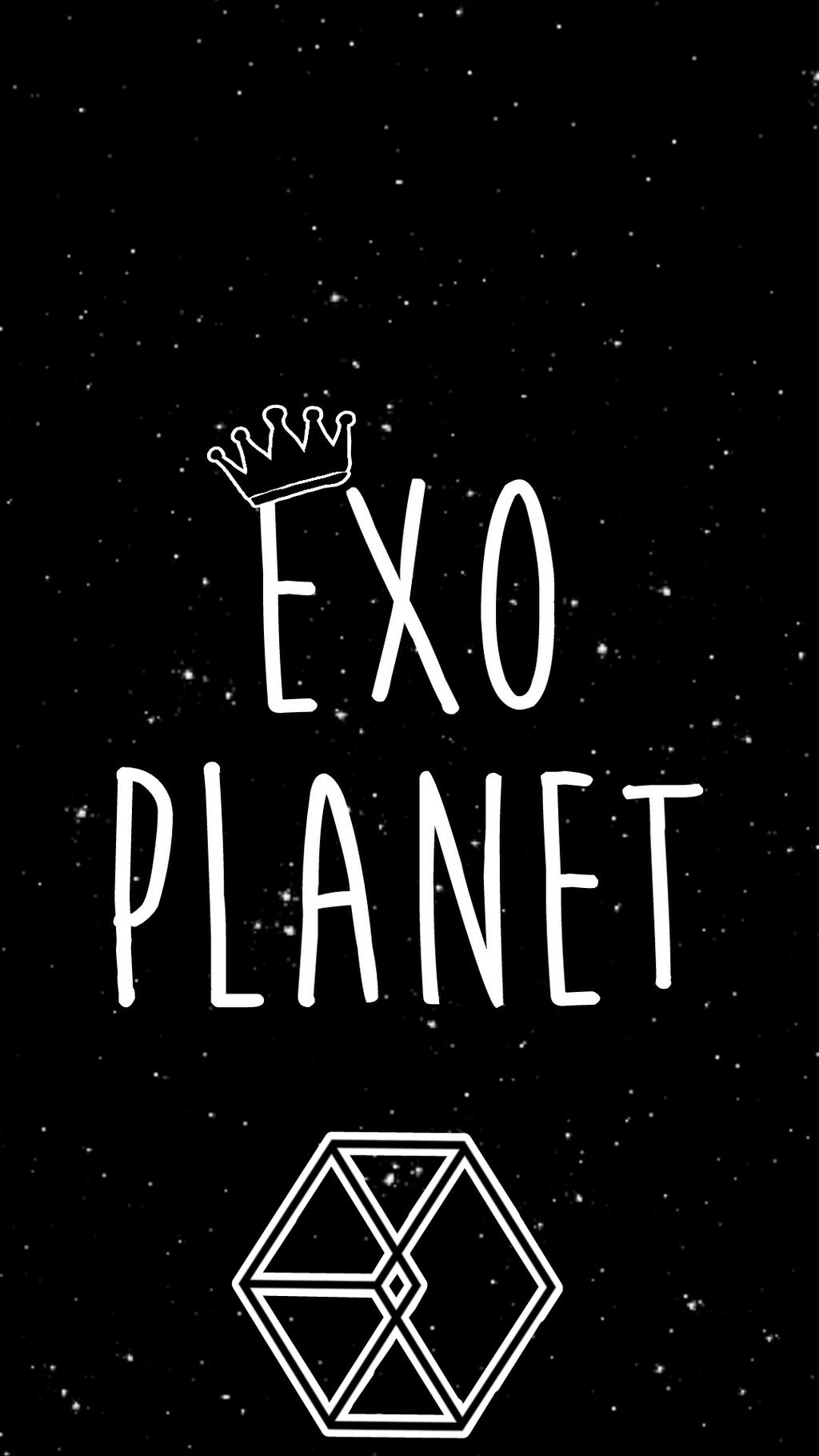 Wallpaper Exo