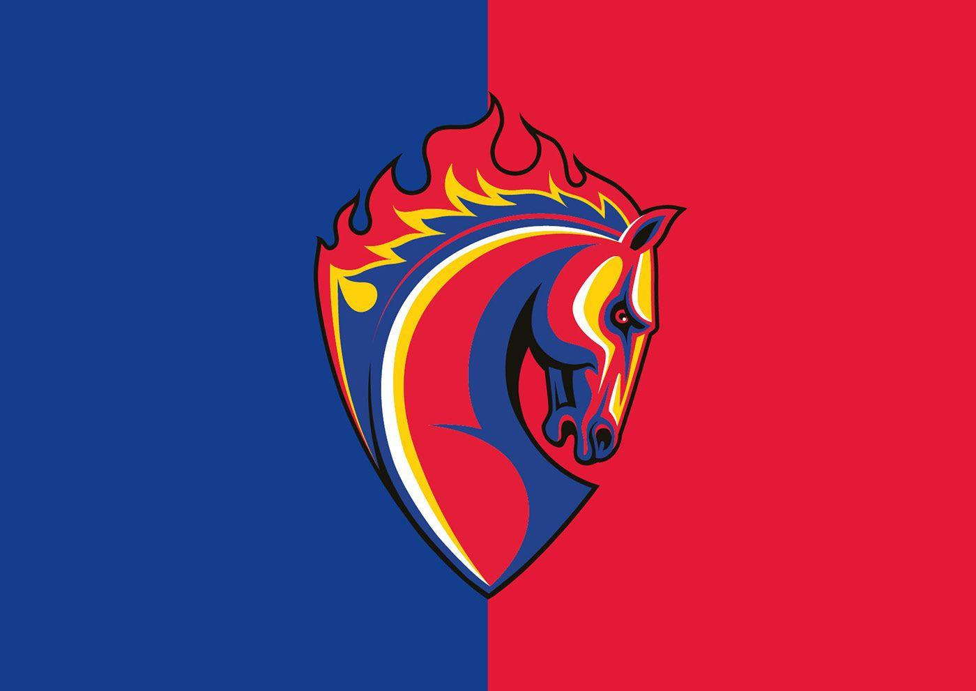 Professional Football Club CSKA Moscow Symbol on Behance