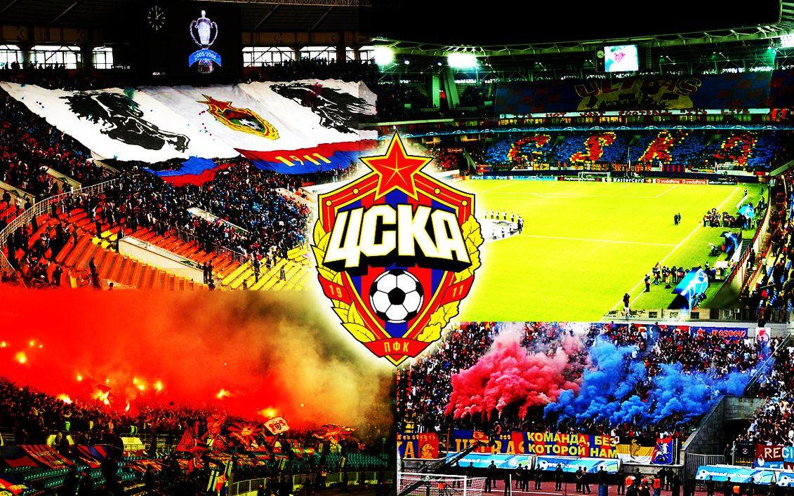 CSKA Moscow Wallpapers by WalkingShade