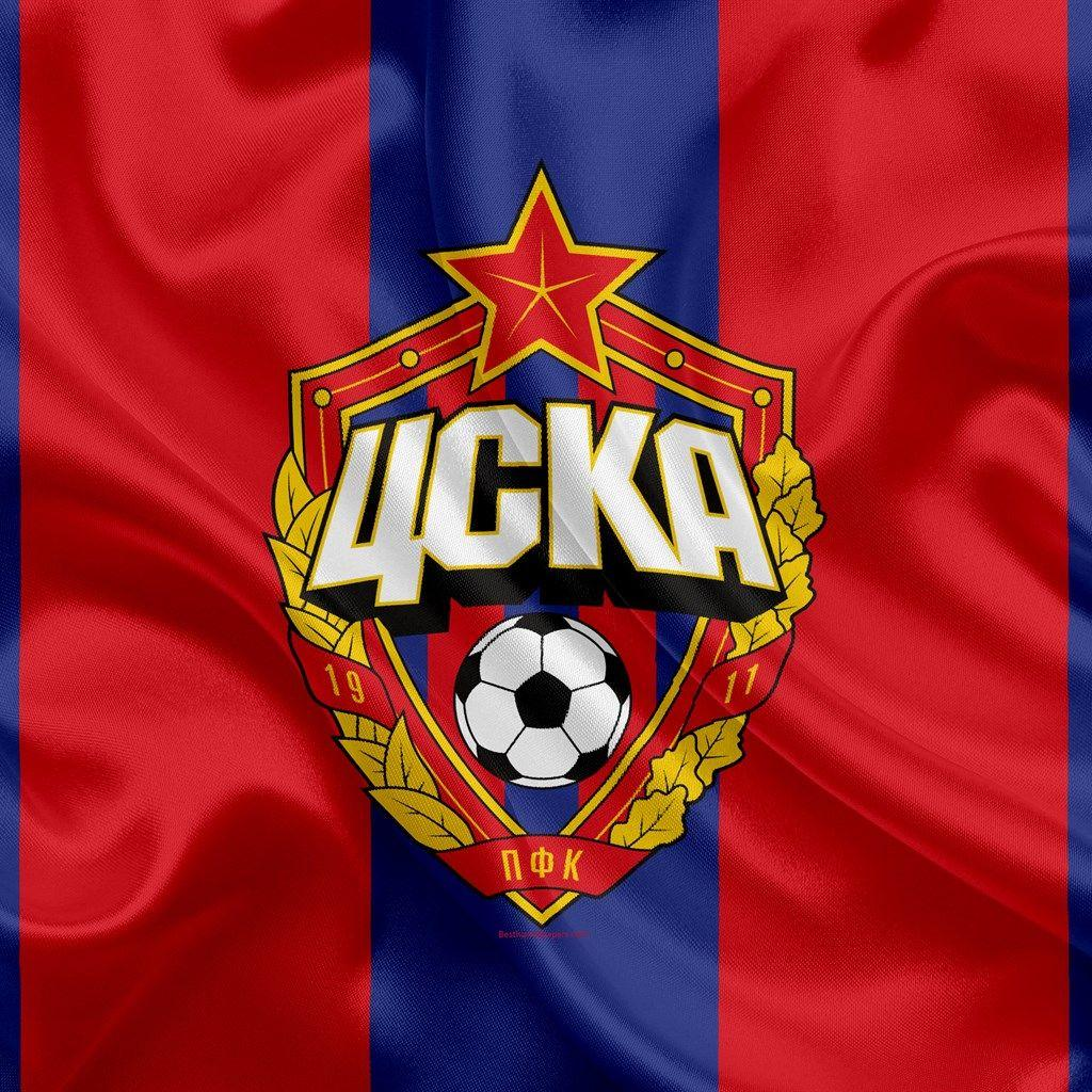 Download wallpapers PFC CSKA Moscow, 4k, Russian football club