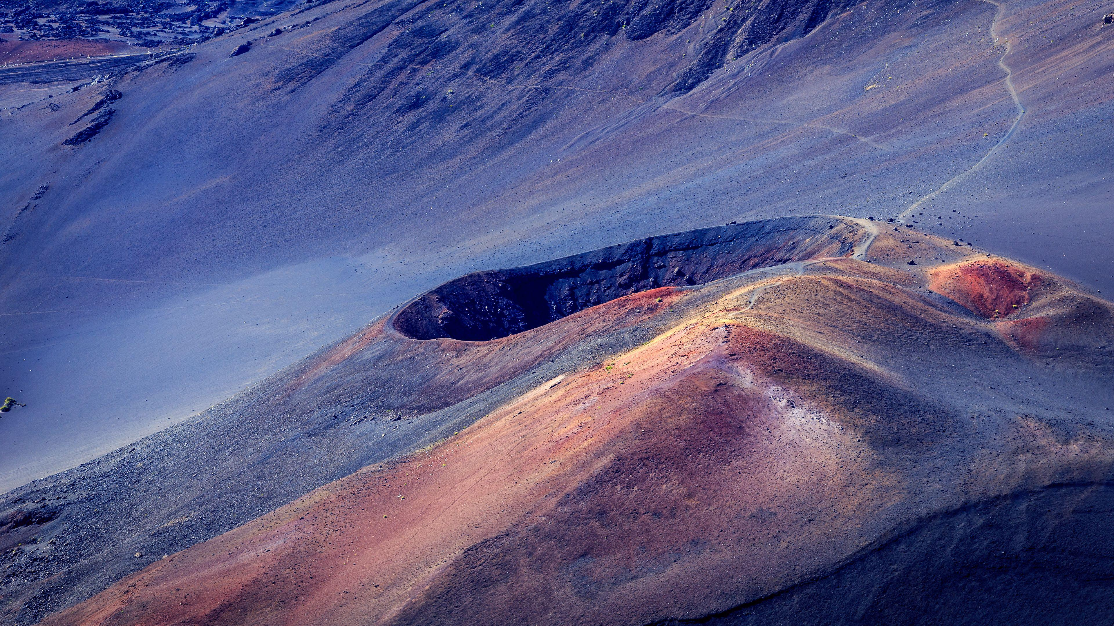 1 Haleakala Crater HD Wallpapers | Background Images - Wallpaper Abyss