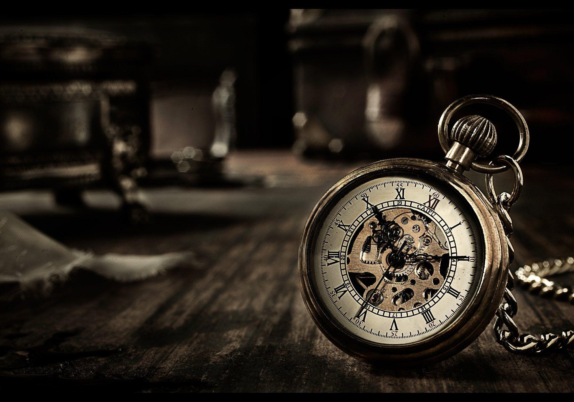 22 Pocket Watch HD Wallpapers | Background Images - Wallpaper Abyss
