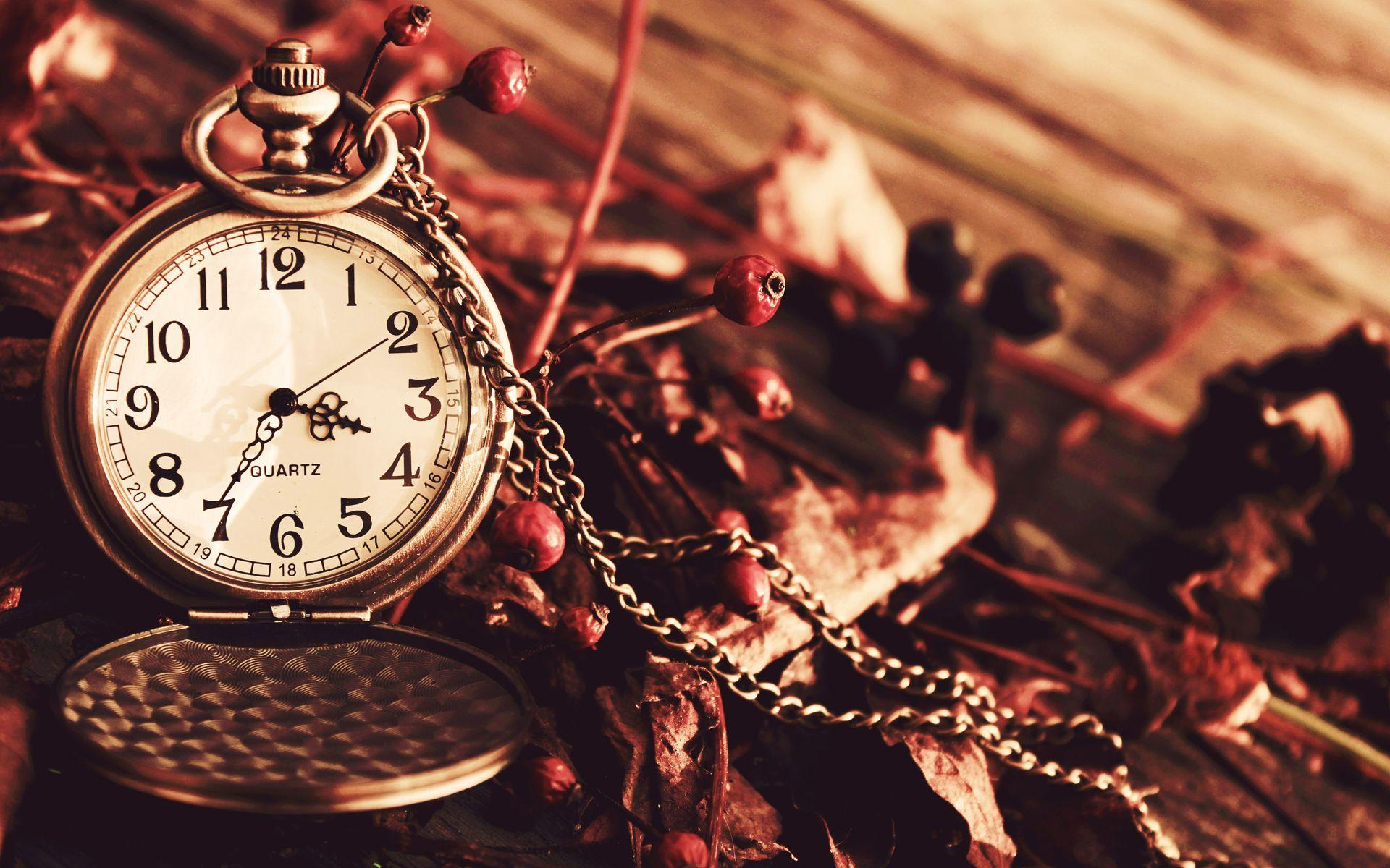 Pocket Watch Wallpapers
