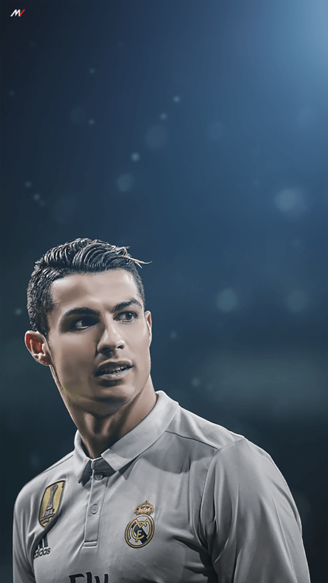 Cristiano Ronaldo Mobile Wallpaper By ShibilyMV7 On DeviantArt