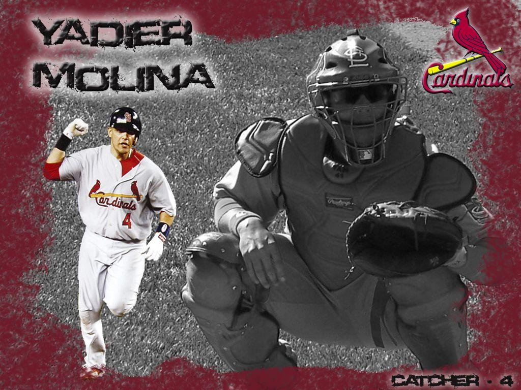 Yadier Molina Wallpapers by chicagosportsown