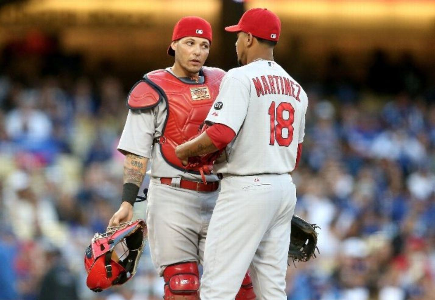 Ehlers on Everything: Yadier Molina and the Art of Catching