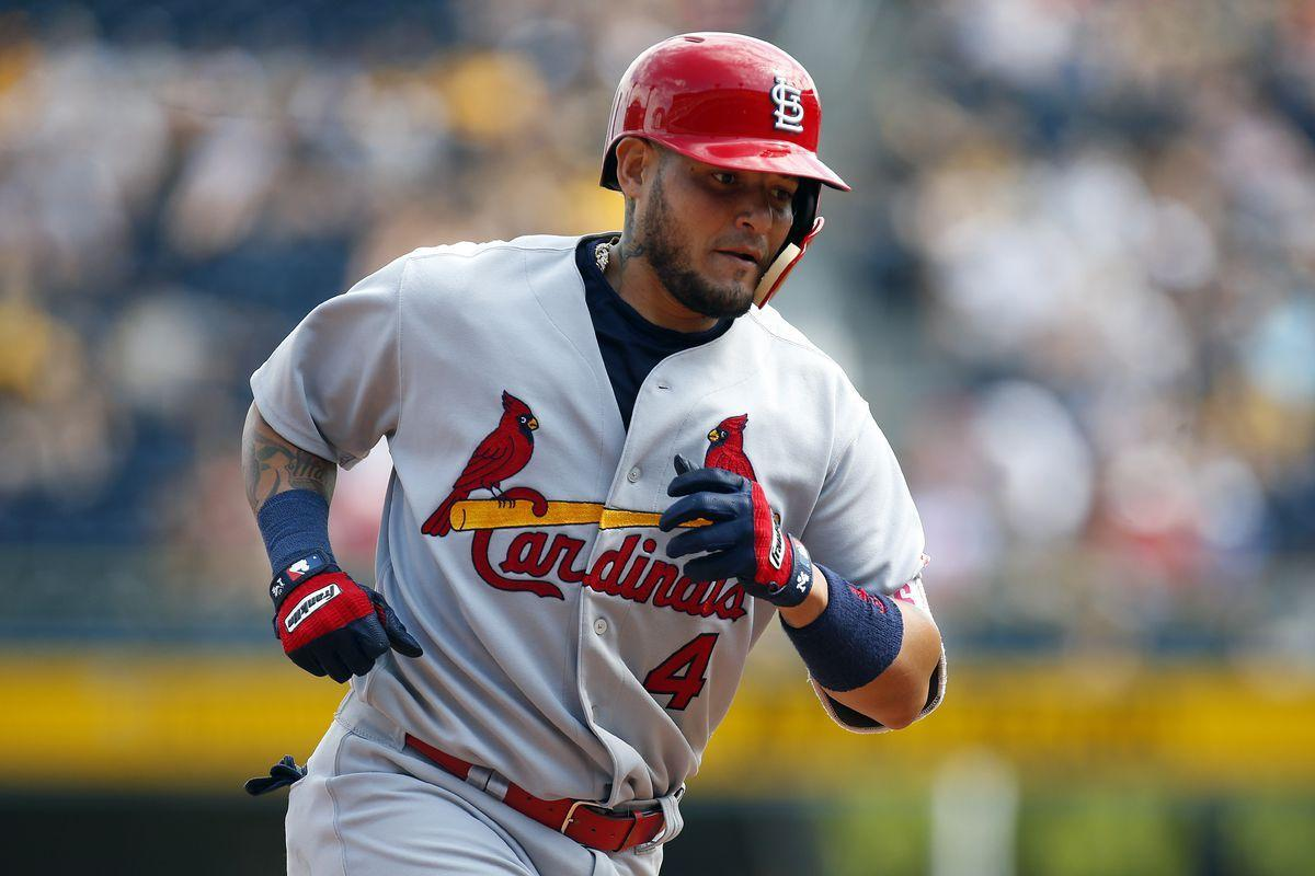 Yadier Molina's Florida home lists for $14M