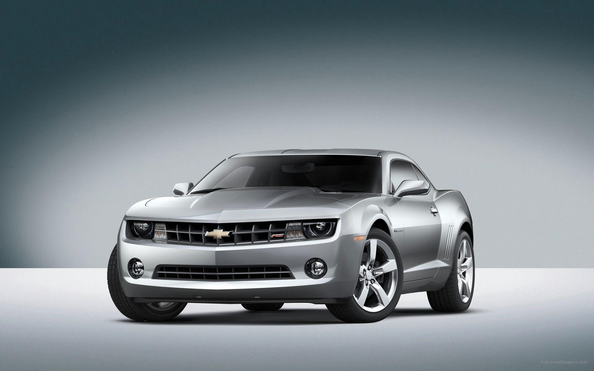2010 Chevrolet Camaro RS 8 Wallpapers