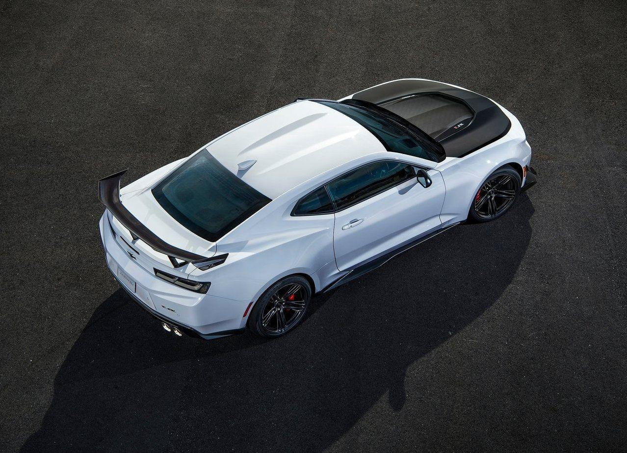 2018 Chevrolet Camaro ZL1 1LE Image Wallpapers