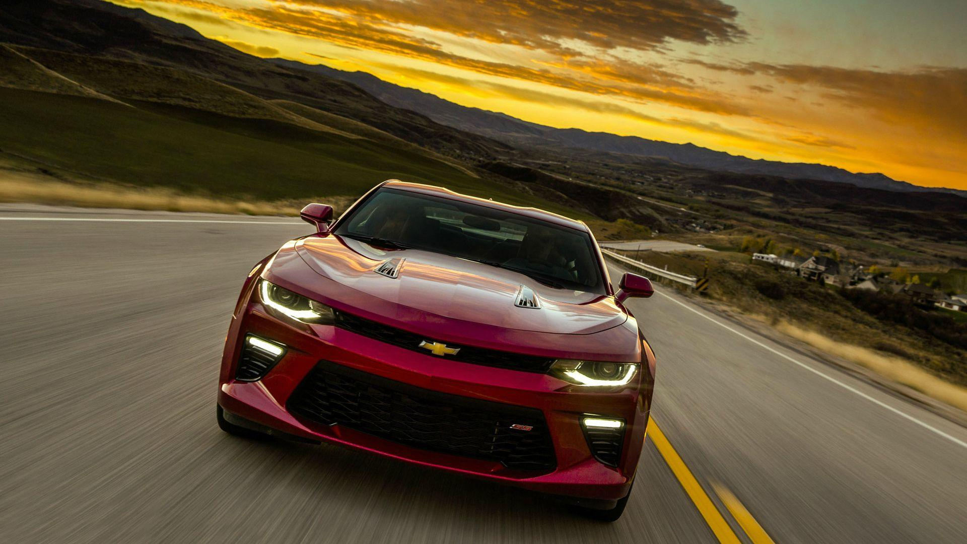 2019 Chevrolet Camaro Wallpapers Wallpaper Cave