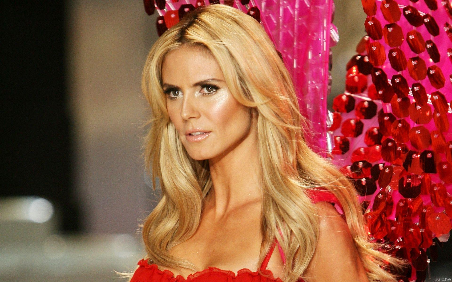 Heidi Klum Full HD Wallpapers and Backgrounds Image