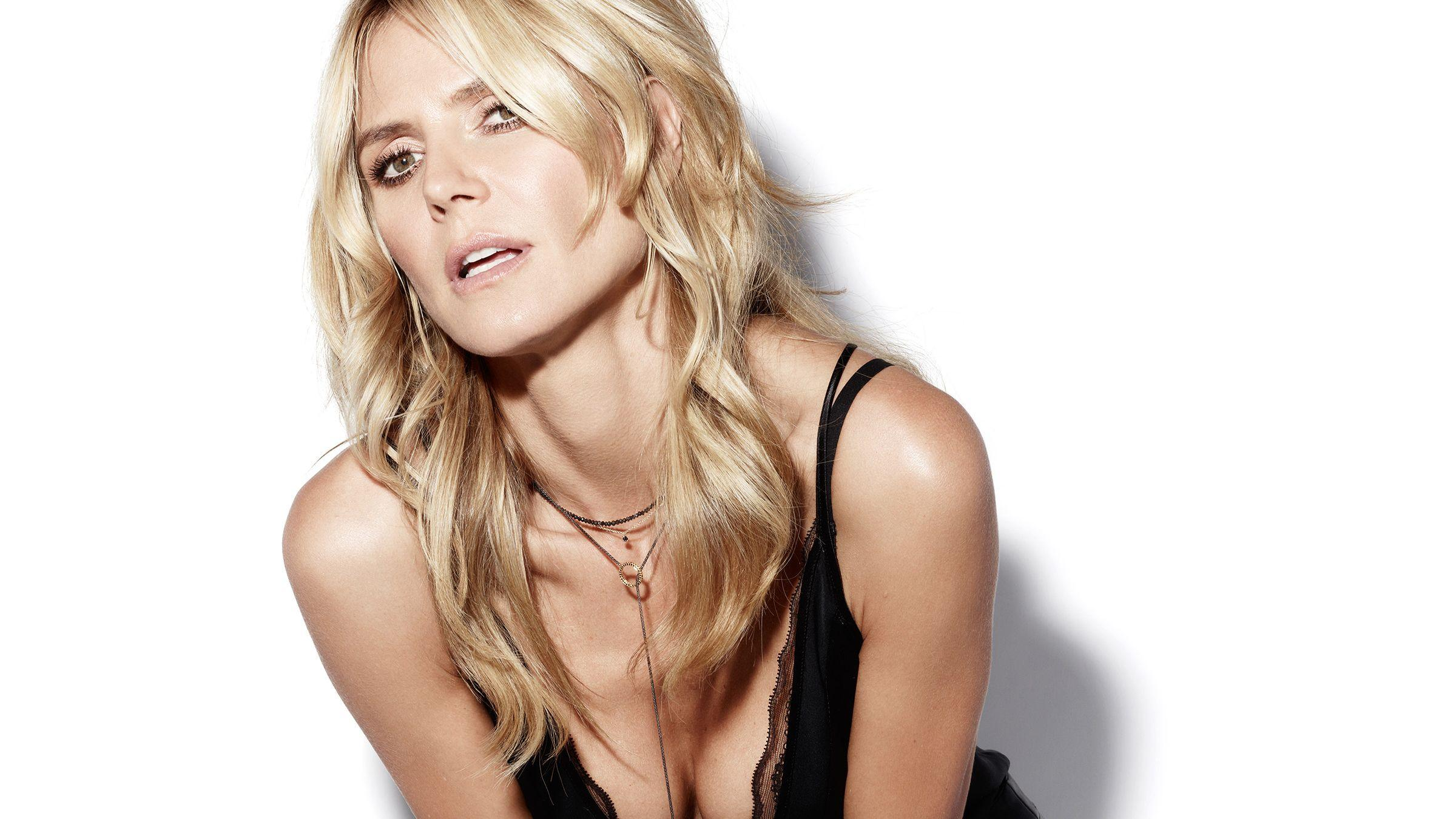 Heidi Klum Wallpapers Image Photos Pictures Backgrounds
