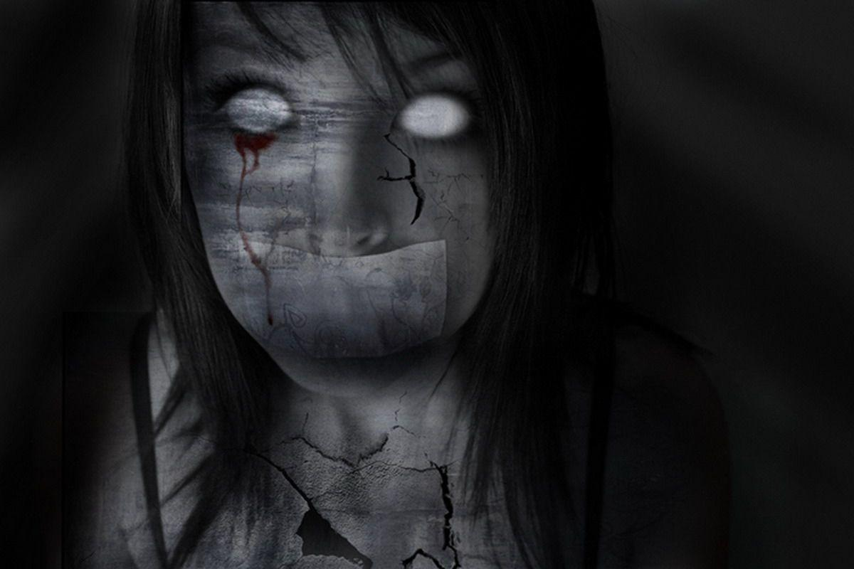 horror woman wallpapers - wallpaper cave