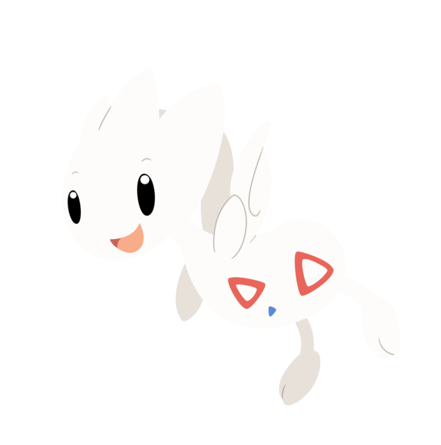 176. Togetic by ChibiTigre