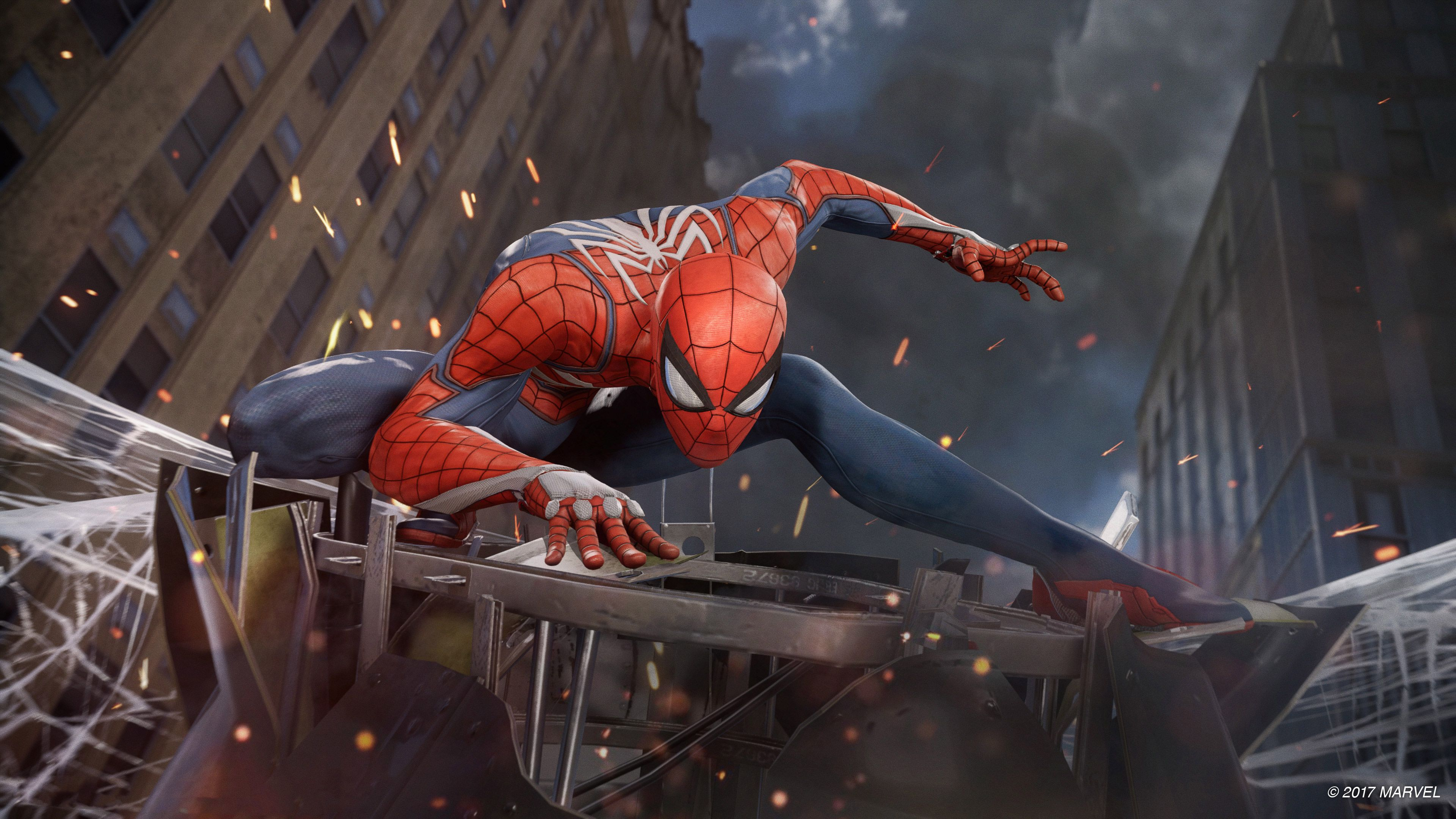 Spider Man PS4 E3 2017 4K Wallpapers | HD Wallpapers | ID #20519