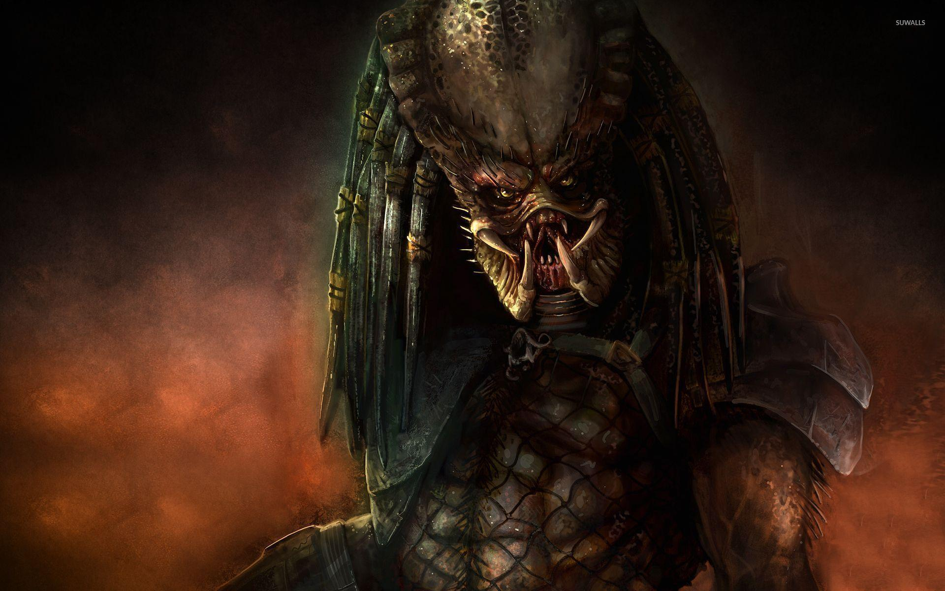 Scary Predator wallpapers