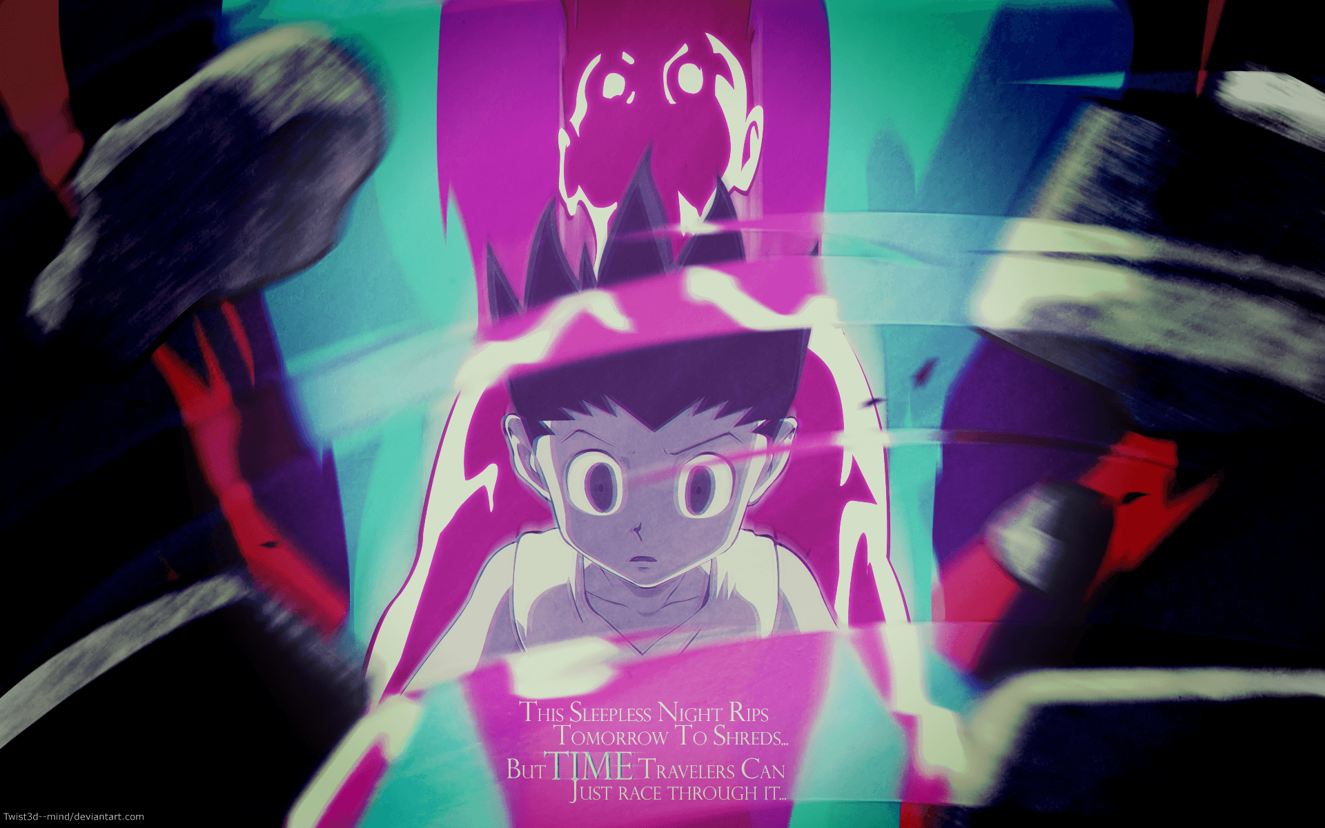 Gon Wallpapers Wallpaper Cave
