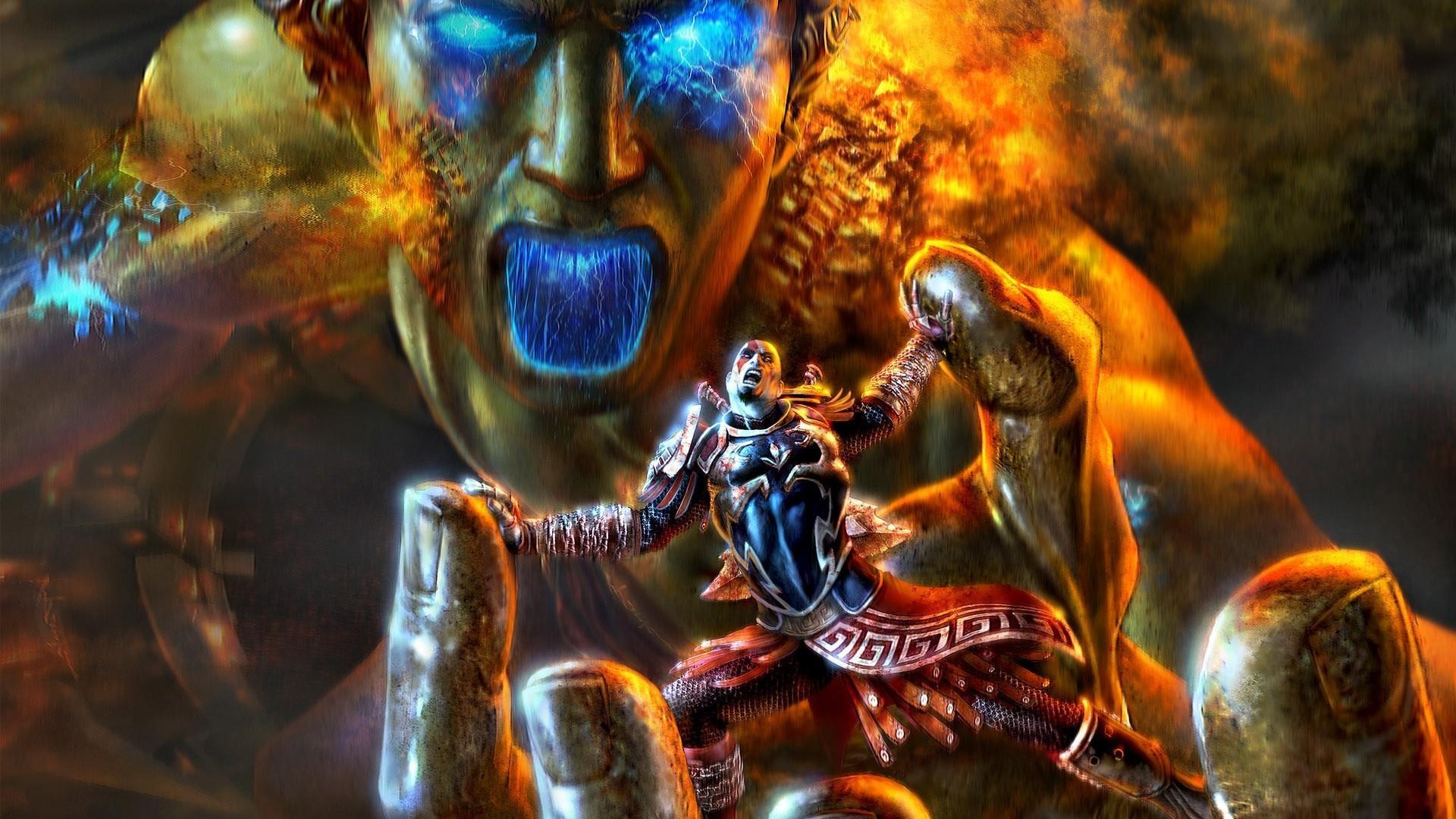 God Of War Game Wallpapers - Wallpaper Cave