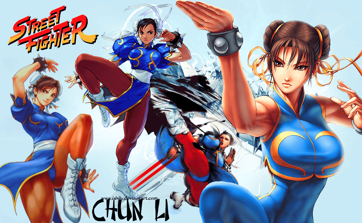 Chun Li Wallpapers Wallpaper Cave