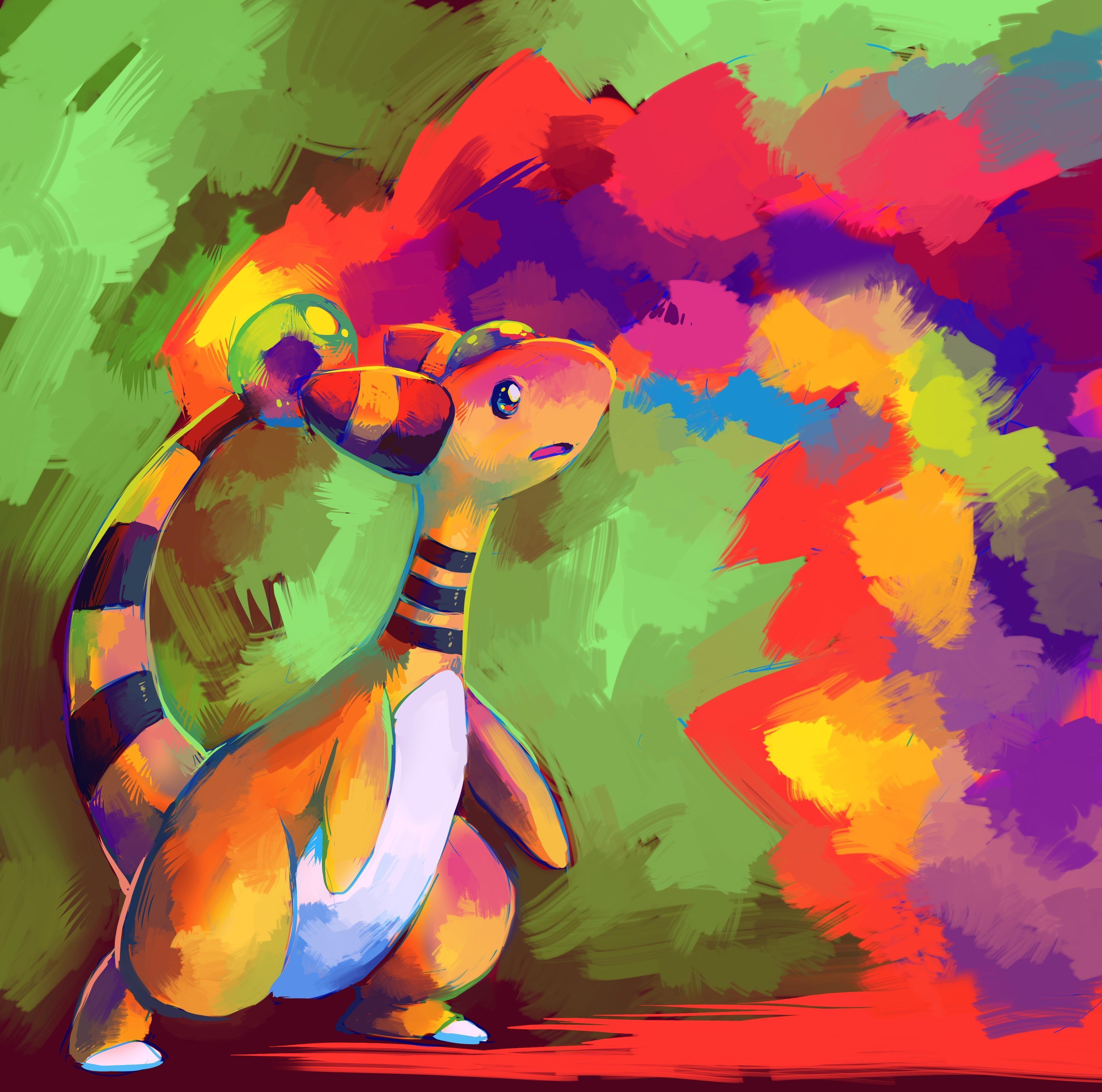 Ampharos The Light Pokémon HD Wallpapers From Gallsource