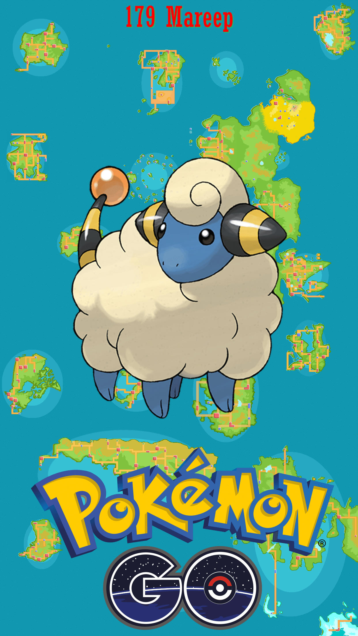 179 Street Map Mareep | Wallpaper