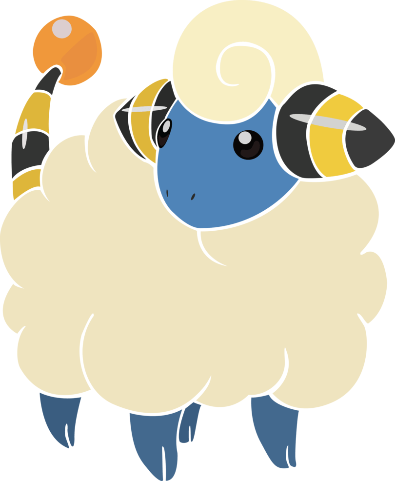 Mareep Vector by baldwinash on DeviantArt