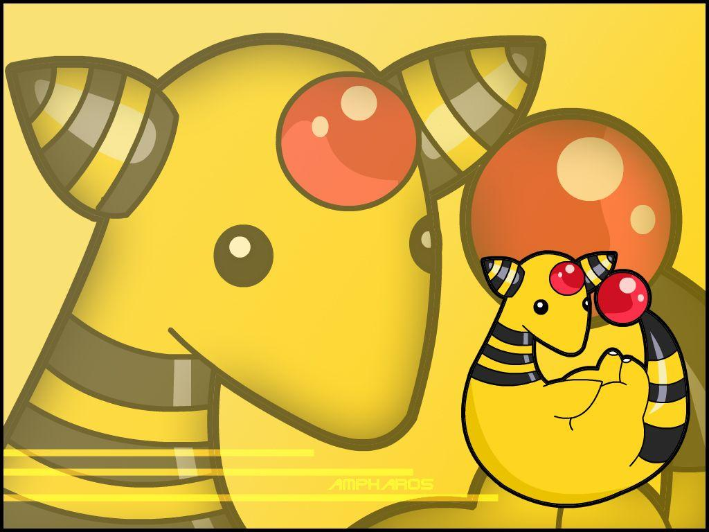 Ampharos Wallpapers by Wakki