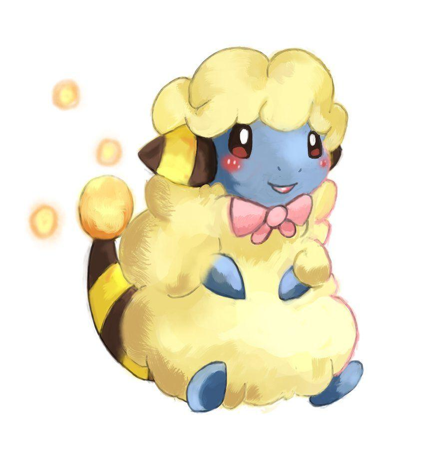 Bella The Mareep by LizardonEievui13 on DeviantArt