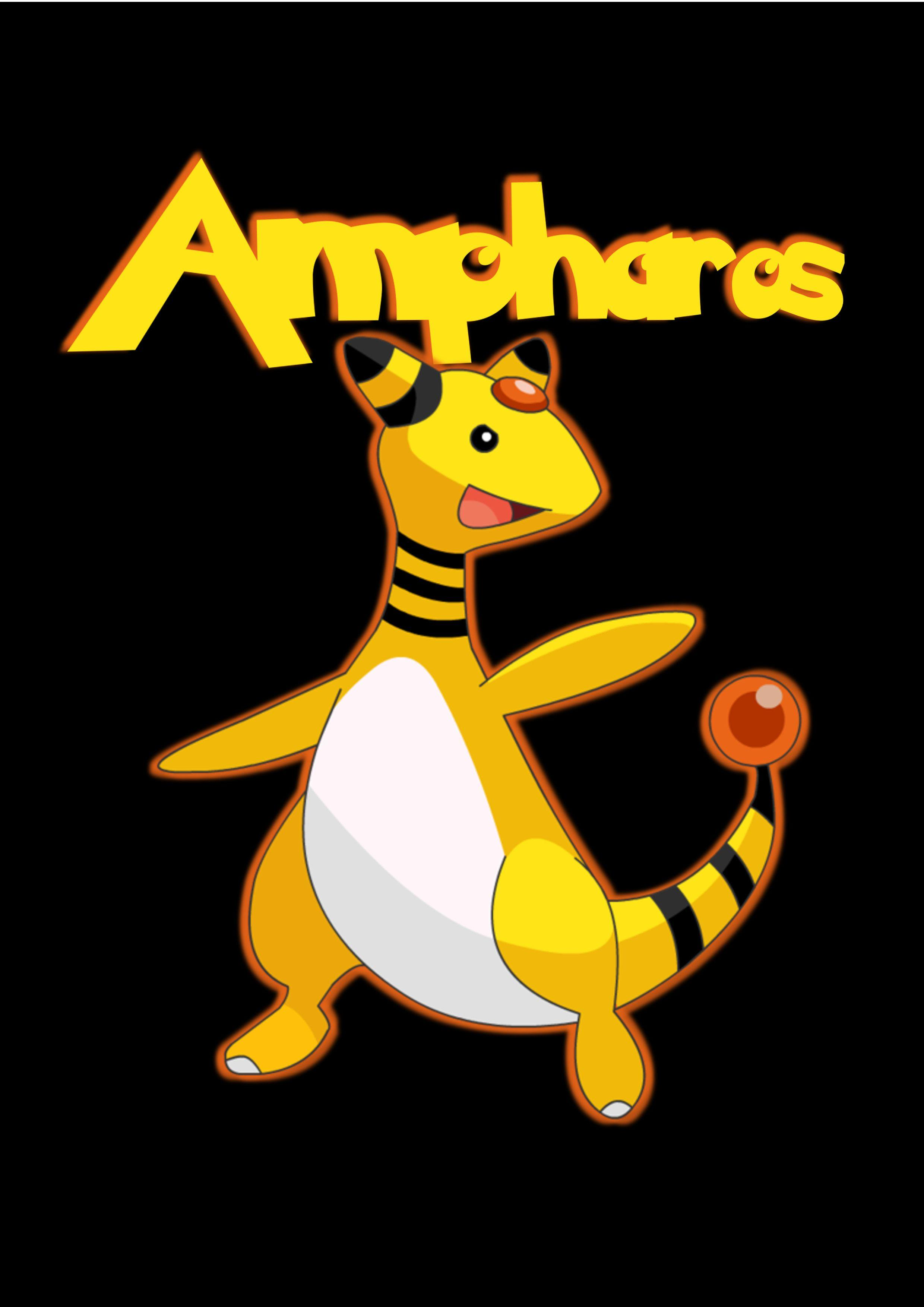 Ampharos HD Wallpapers - Wallpaper Cave