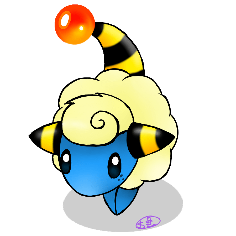 Katteh the mareep by Spice5400 on DeviantArt