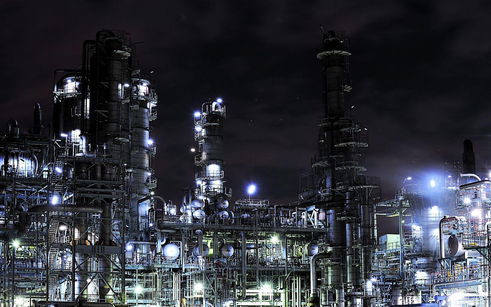 Industrial Machine Wallpapers