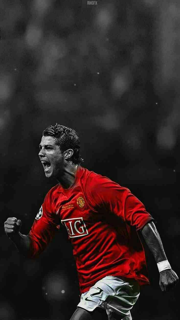 Cr7 Man Utd Wallpapers Wallpaper Cave