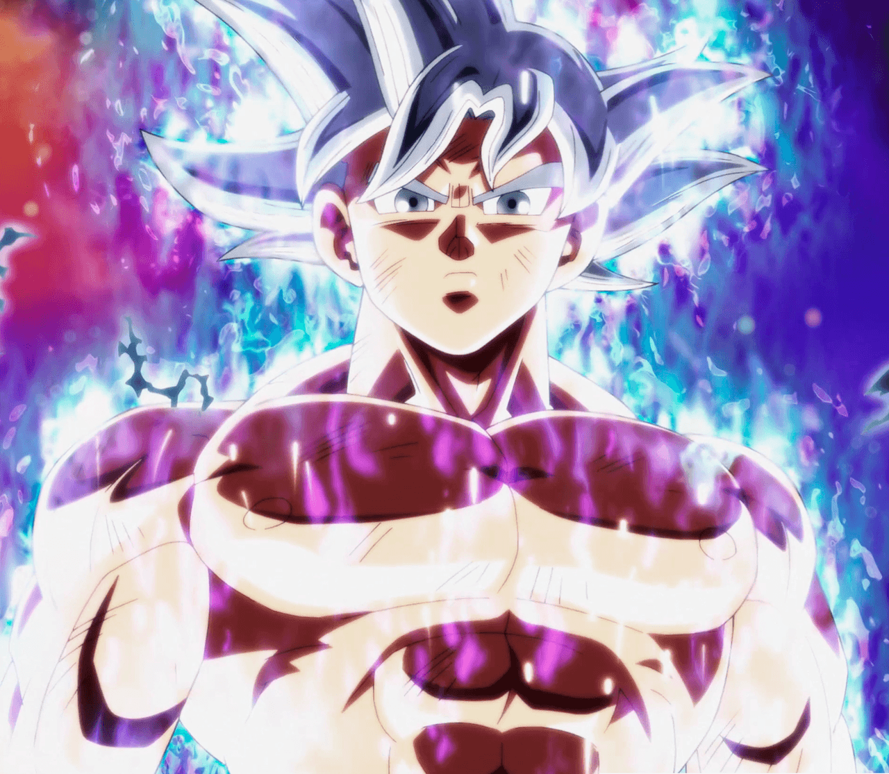 Ultra Instinct Dragon Ball Super Wallpaper: Goku Mastered Ultra Instinct Wallpapers