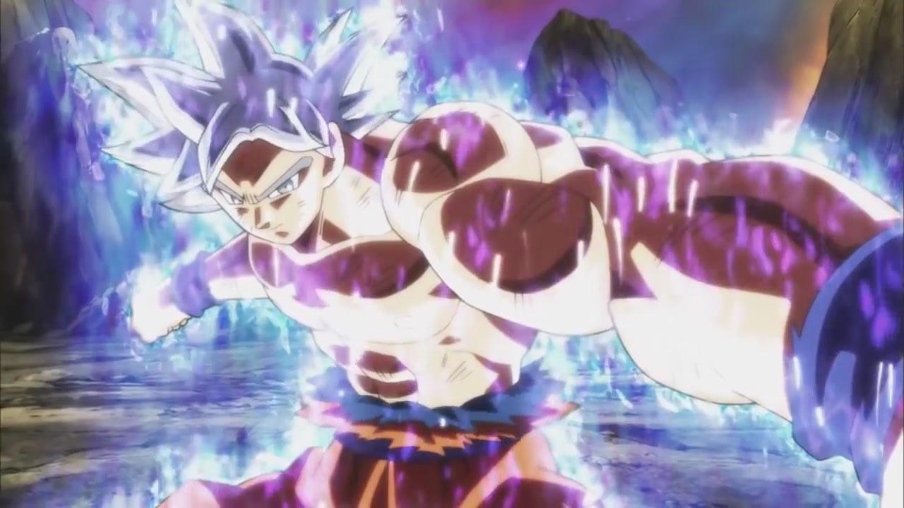 Goku Ultra Instinto Fondos De Pantalla Wallpaper: Goku Mastered Ultra Instinct Wallpapers