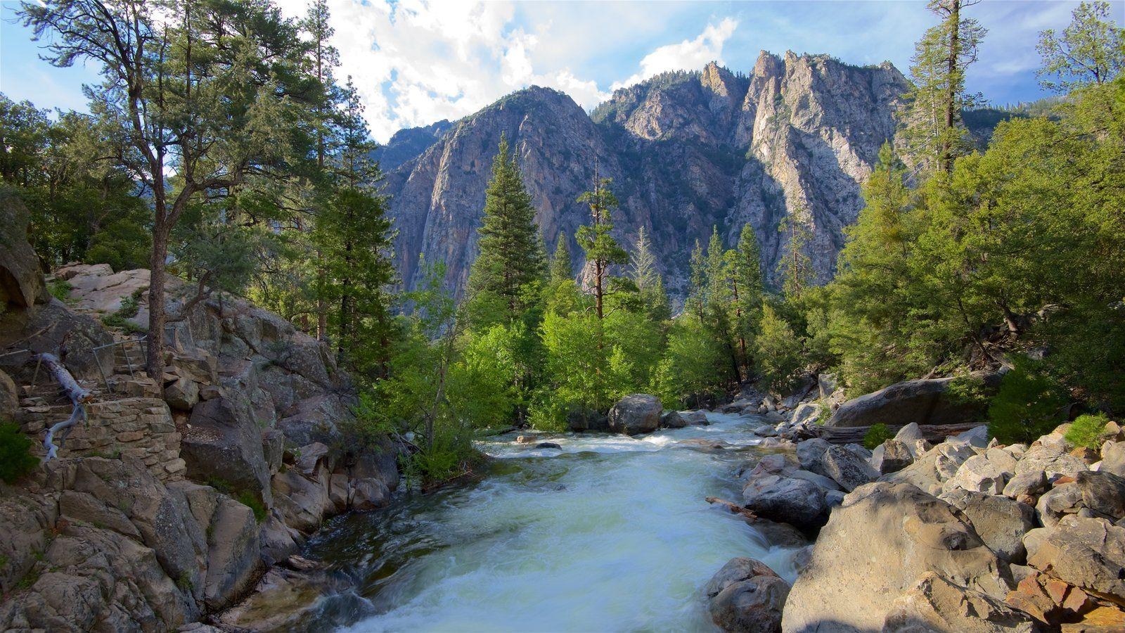 Mountain Pictures: View Image of Kings Canyon National Park