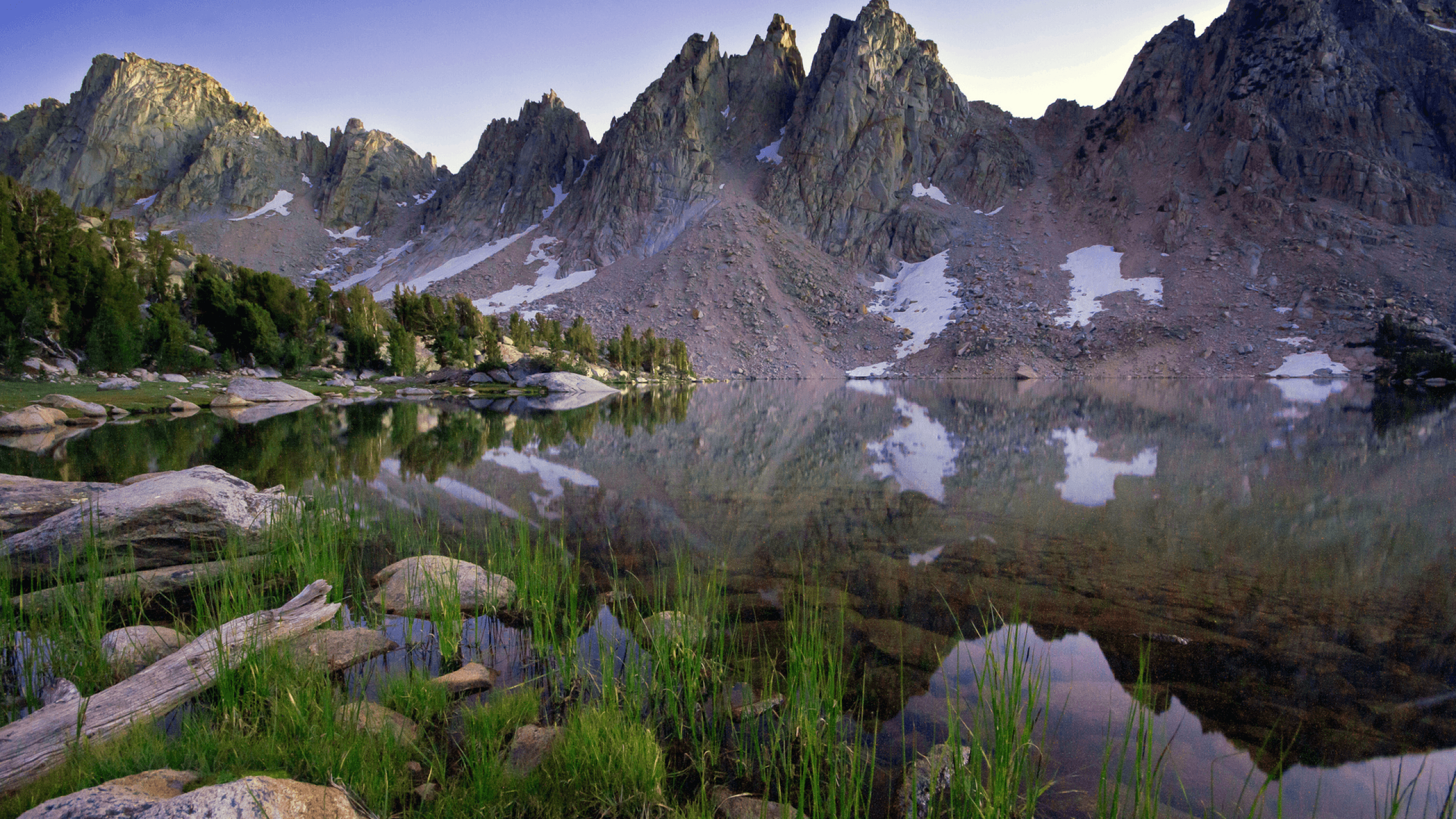 Download 2560x1440 rae lakes, sierra nevada, kings canyon national