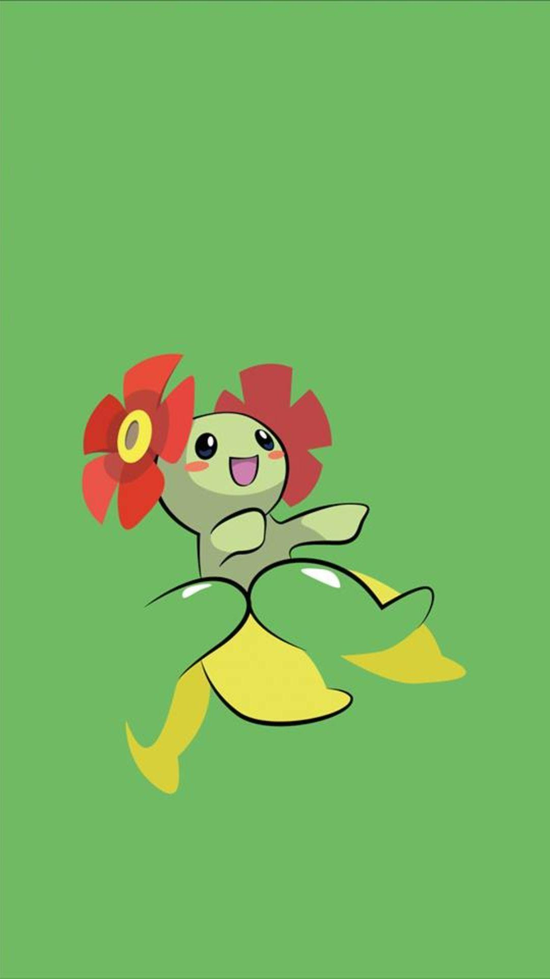 Bellossom - Tap to see more Pokemon Go wallpaper! | @mobile9 ...
