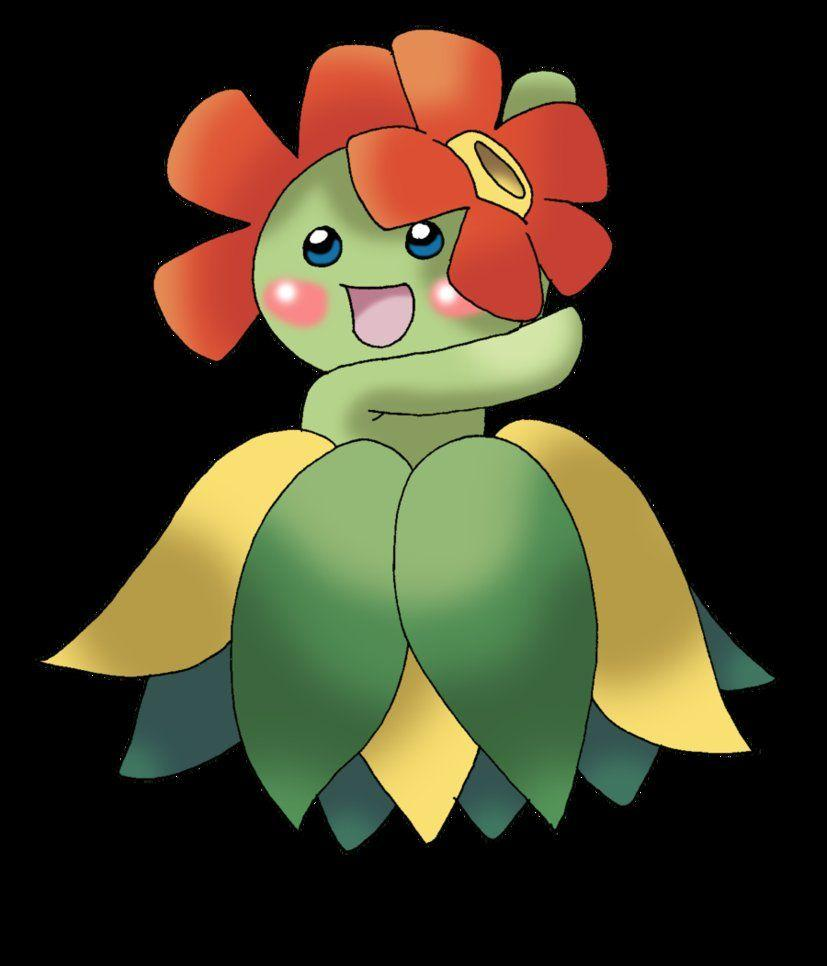 Bellossom by PudgyPlushie on DeviantArt