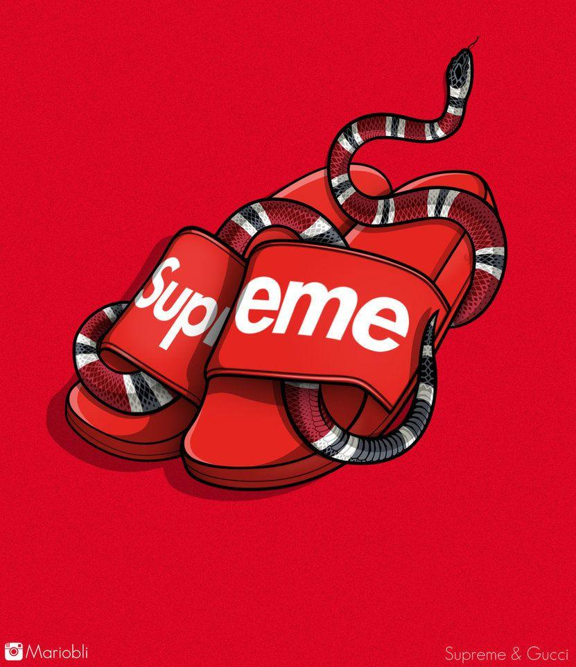 Supreme x Gucci by MarioBli