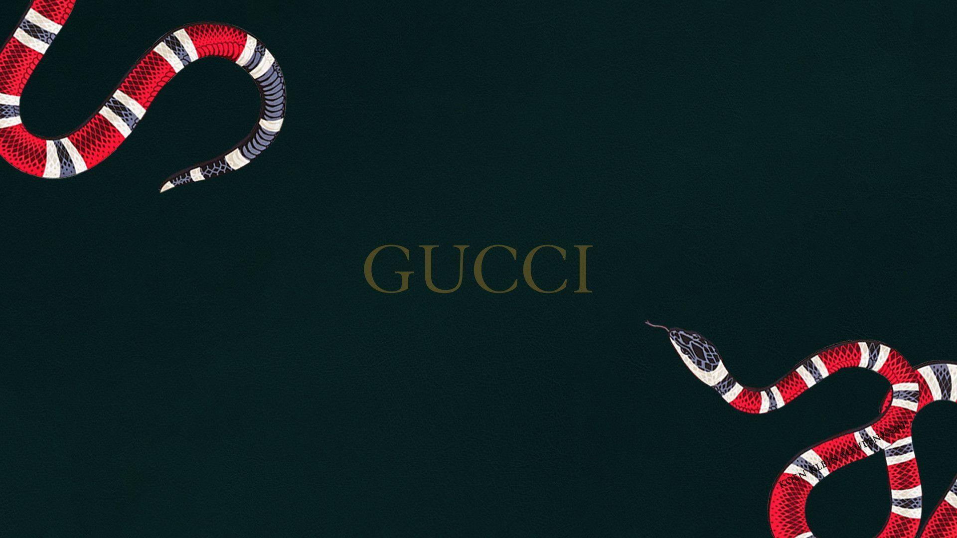 Supreme And Gucci Wallpapers Wallpaper Cave