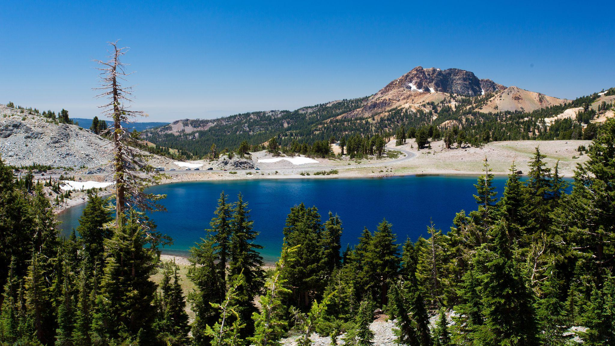 Lassen Volcanic National Park - National Park in California ...