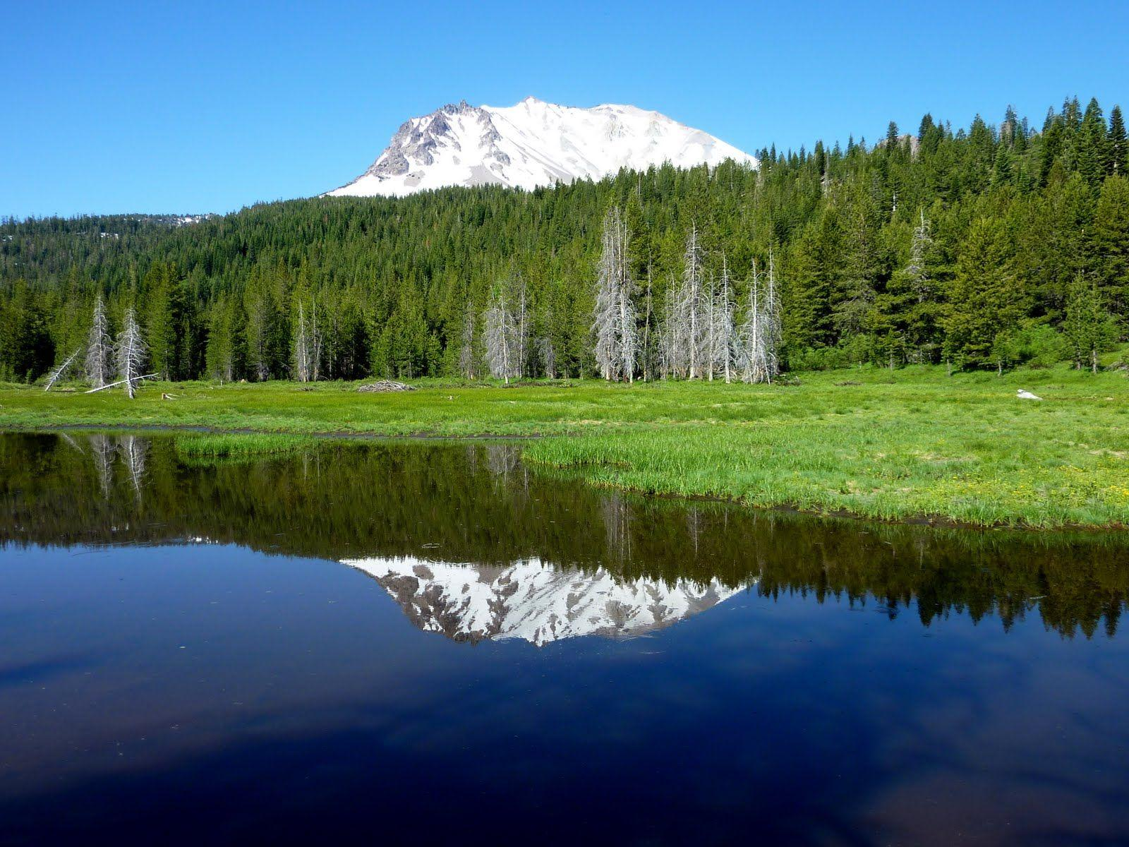 Lassen Volcanic National Park Nature Parks