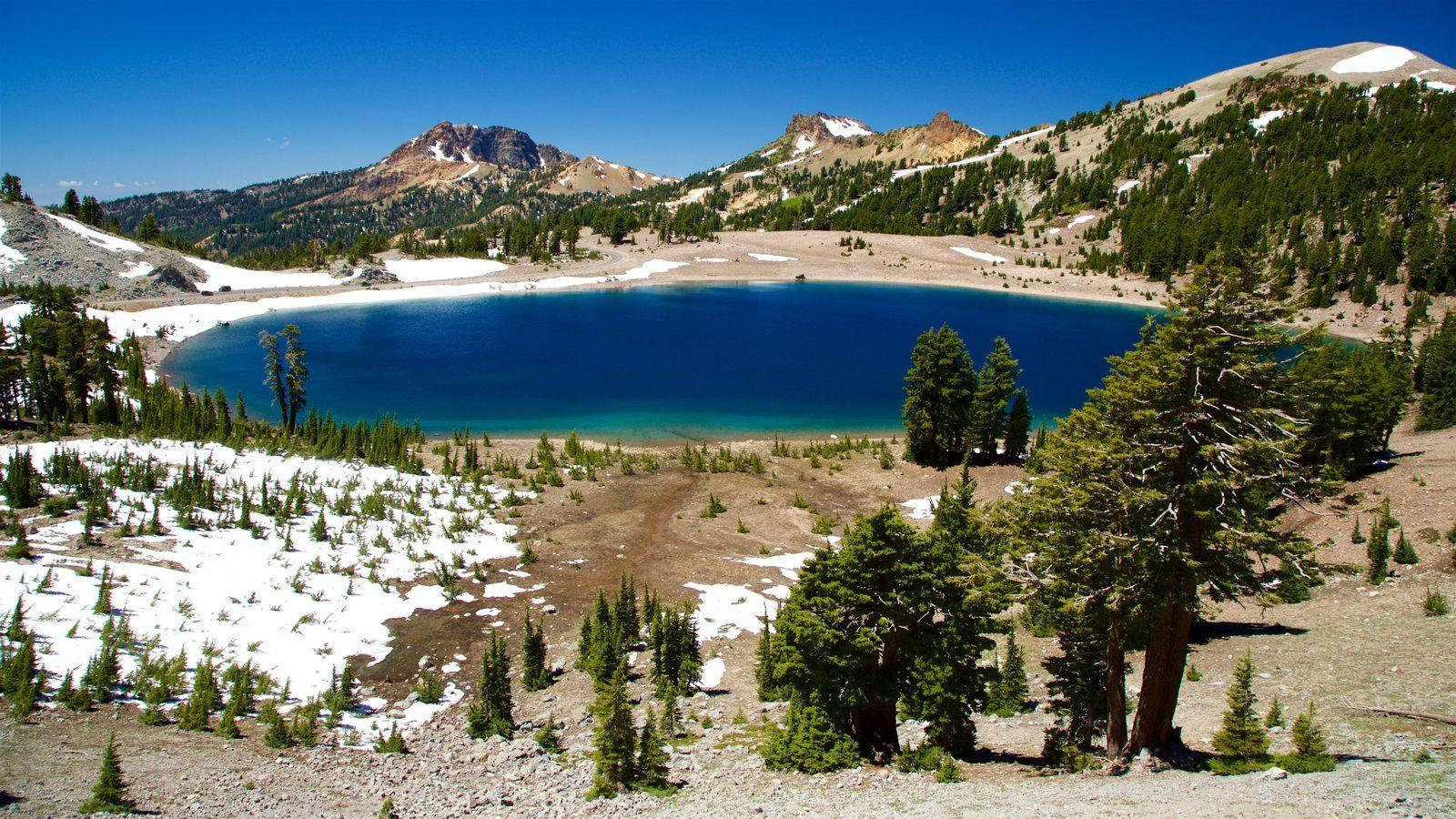 Peaceful Pictures: View Images of Lassen Volcanic National Park