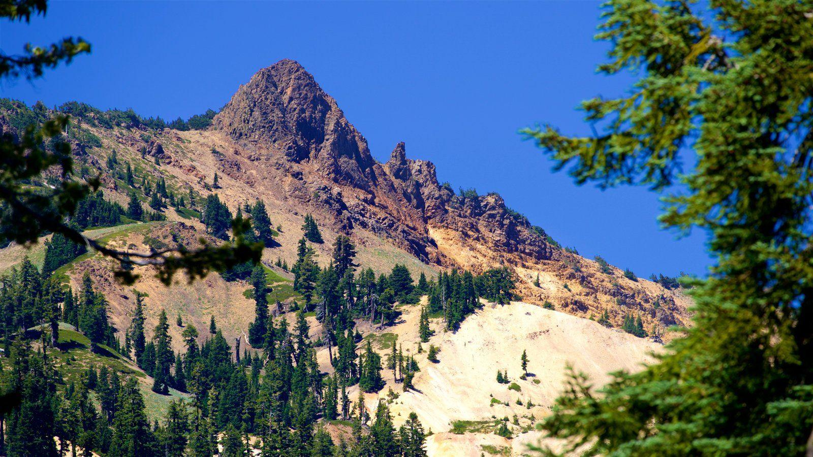 Mountain Pictures: View Images of Lassen Volcanic National Park