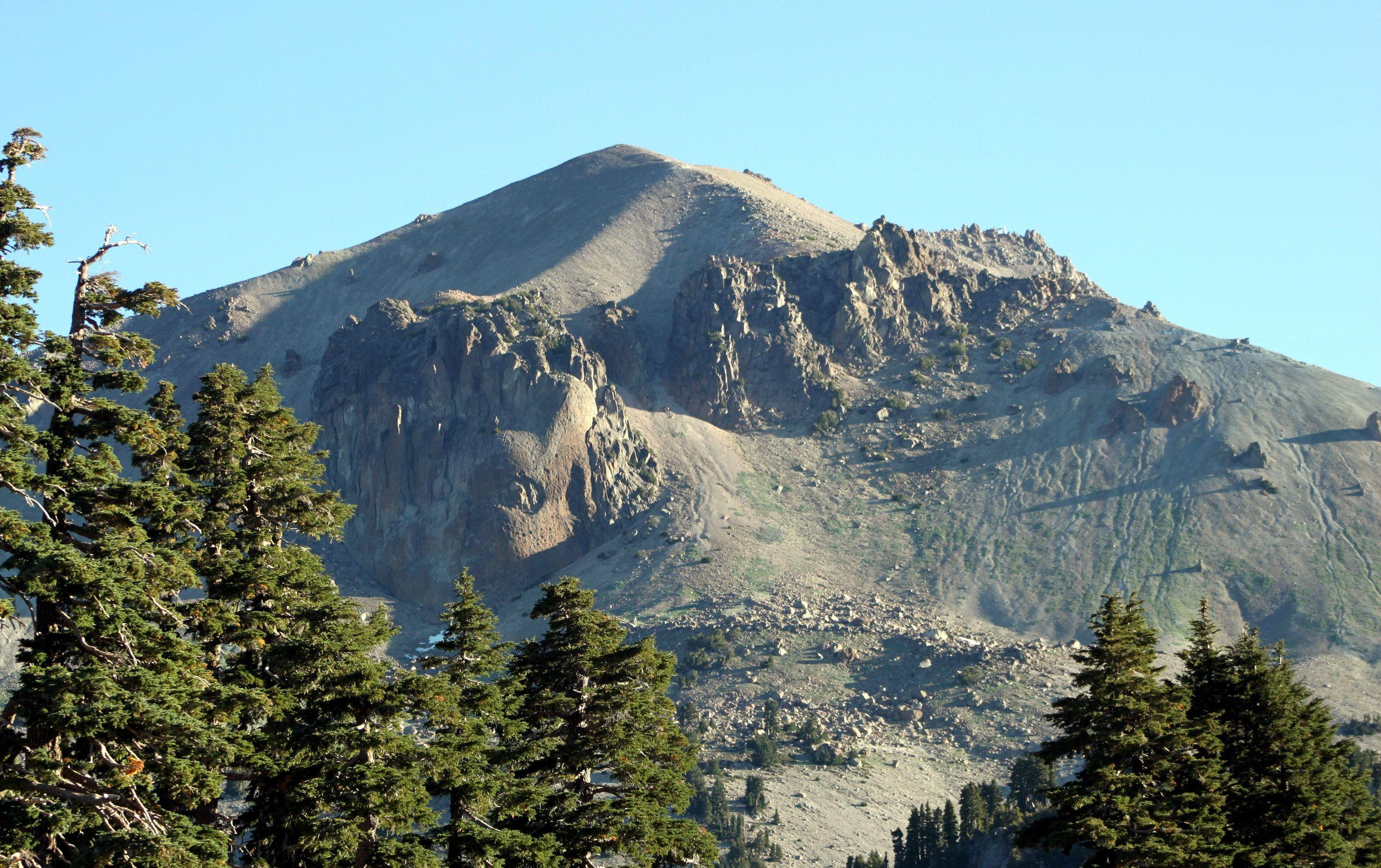 Lassen Volcanic National Park California Full HD Wallpaper and ...