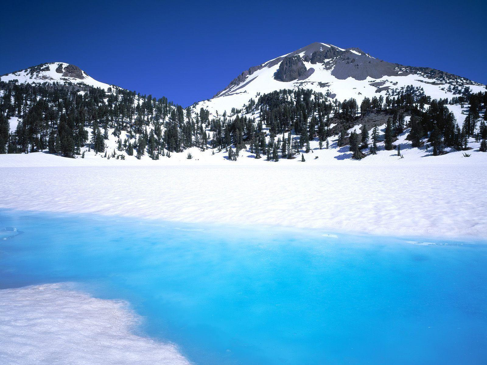 Lassen Volcanic National Park: en, environmental, geography, guide ...