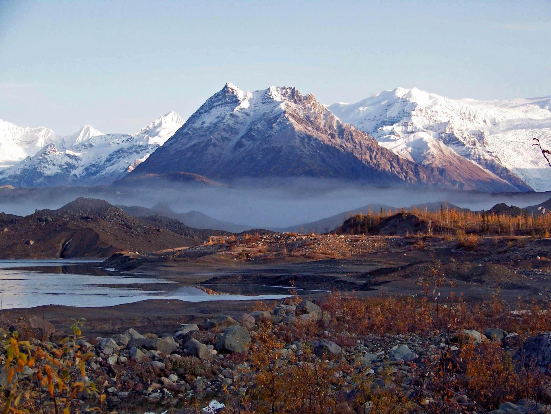 Wrangell St Elias National Park And Preserve Wallpapers Wallpaper Cave