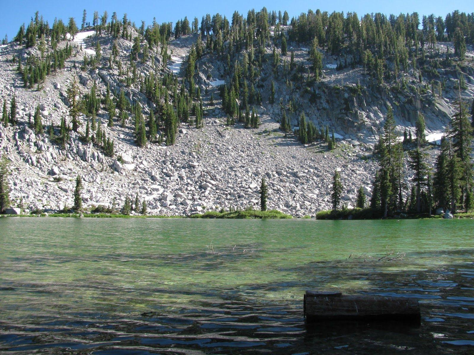 Weekend Wanderluster: Cliff Lake (Lassen Volcanic National Park ...
