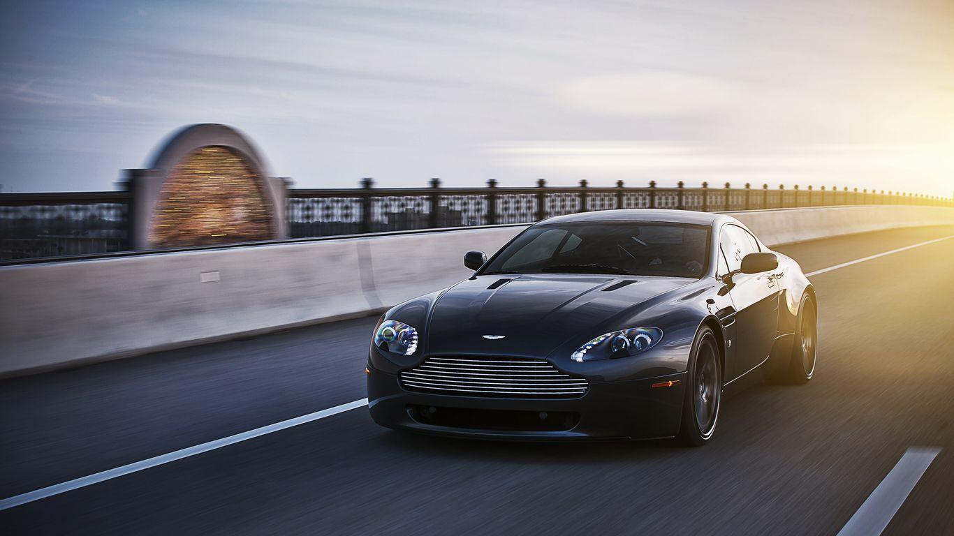Aston Martin V8 Vantage Wallpapers Wallpaper Cave